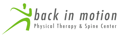Back in Motion Physical Therapy and Spine Center logo