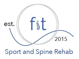 Fit Sport and Spine Rehab logo