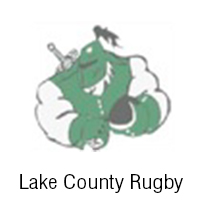 Lake County Rugby logo