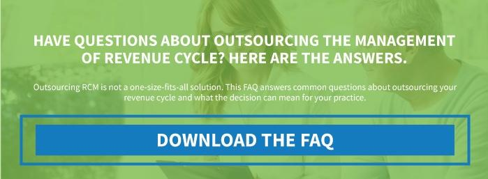 Outsourcing Revenue Cycle FAQ