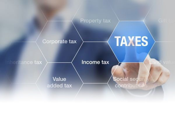 How Do Business Taxes Differ From Personal Taxes?
